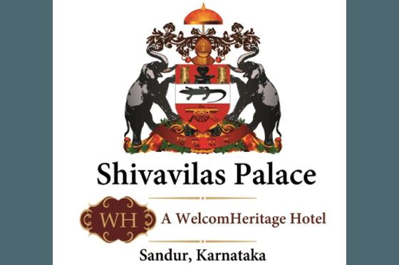 WelcomHeritage Shivavilas Palace Sandur logo