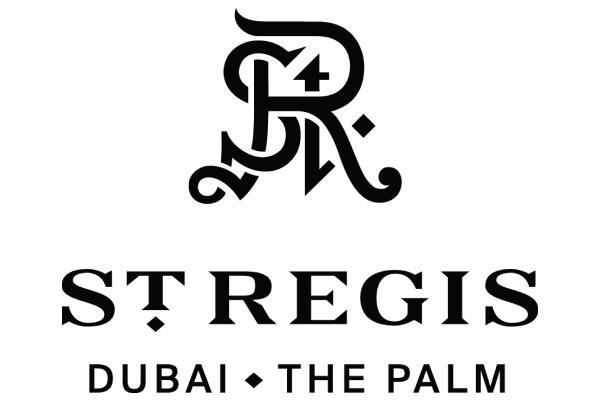 The St. Regis Dubai, The Palm logo