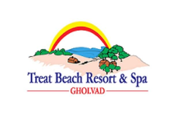 Treat Beach Resort & Spa Gholvad logo
