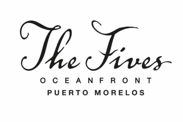 The Fives Oceanfront – Puerto Morelos logo