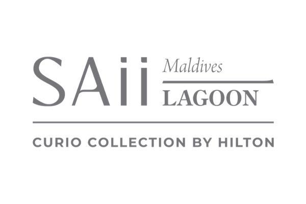 SAii Lagoon Maldives, Curio Collection by Hilton  logo