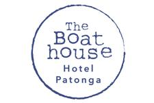 The Boathouse Hotel Patonga logo