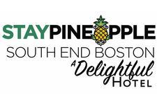 Staypineapple, A Delightful Hotel, South End Boston logo