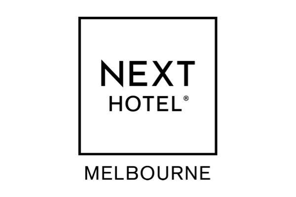 Next Hotel Melbourne logo