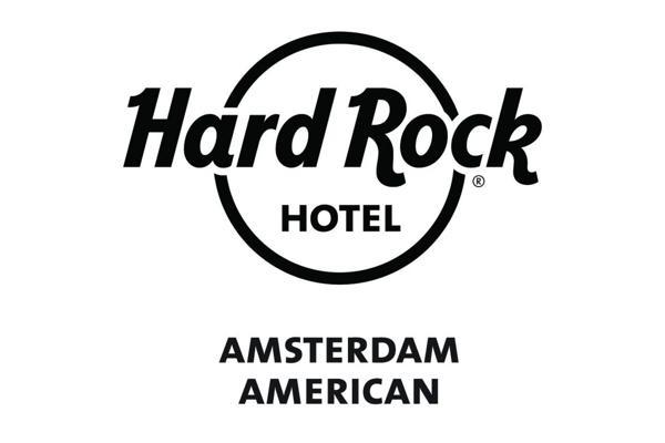 Hard Rock Hotel Amsterdam American logo