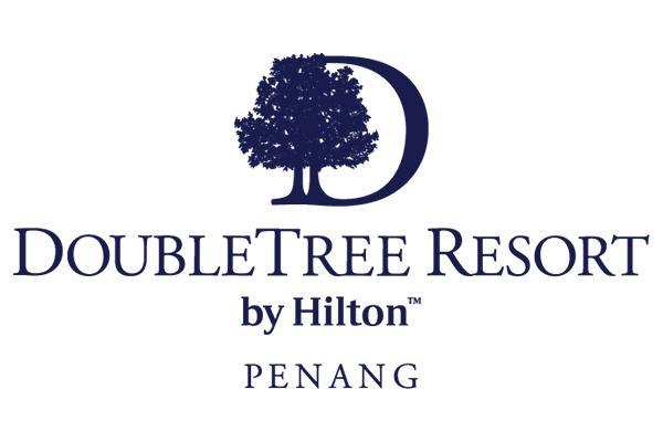 DoubleTree Resort by Hilton Penang logo