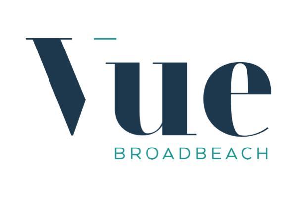 Vue Broadbeach logo