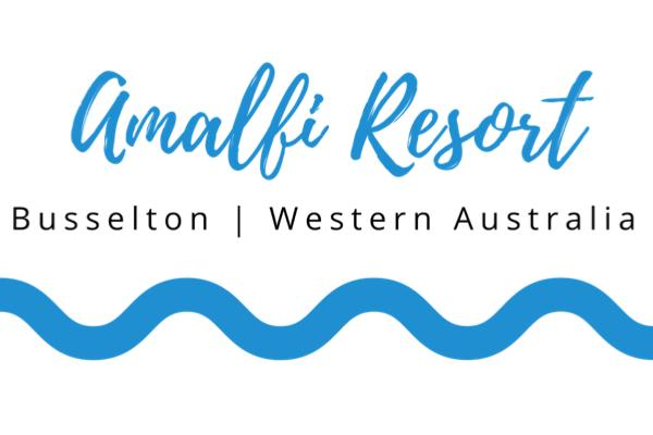 Amalfi Resort Busselton logo