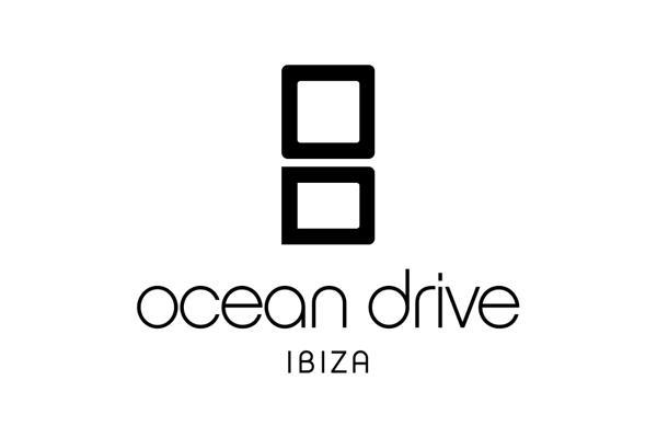 Ocean Drive Ibiza logo