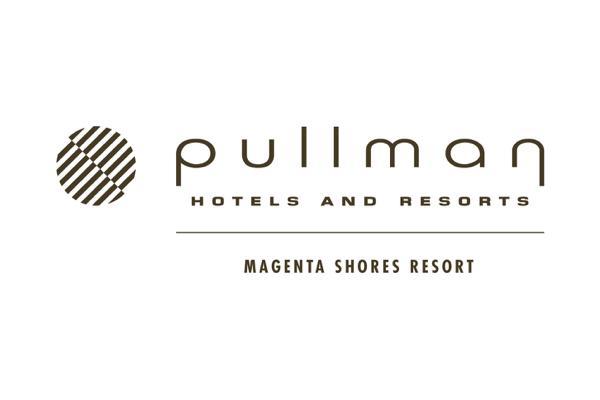 Pullman Magenta Shores Resort logo