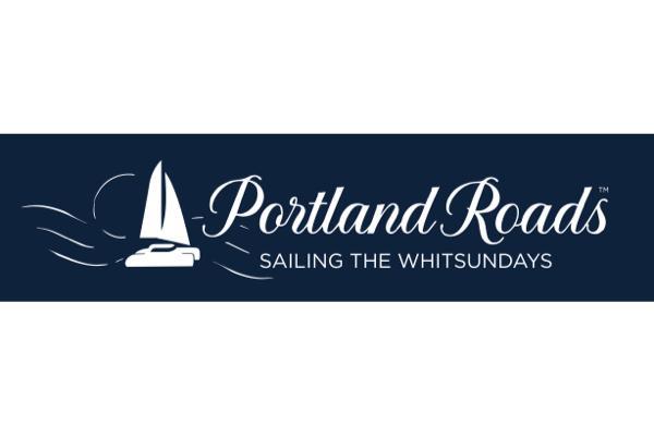 Portland Roads – Sailing the Whitsundays logo