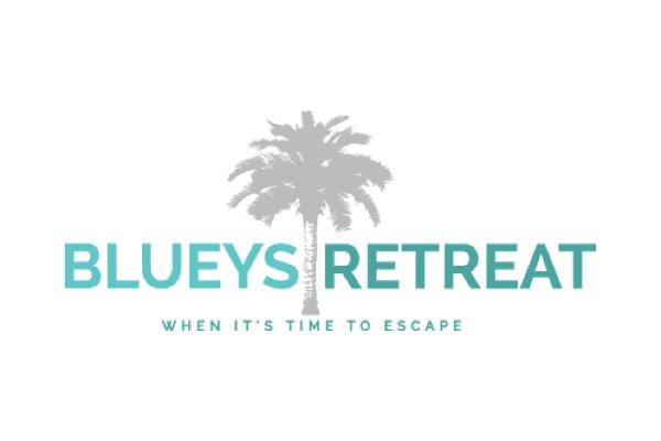 Blueys Retreat logo