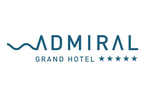 Grand Hotel Admiral logo