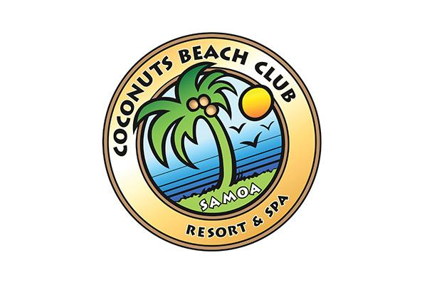 Coconuts Beach Club Resort and Spa Samoa logo