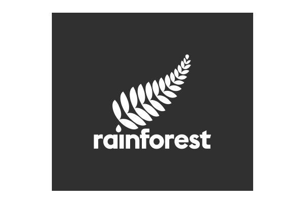 Rainforest Retreat logo