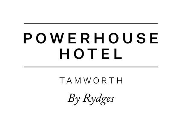 Powerhouse Hotel Tamworth by Rydges logo