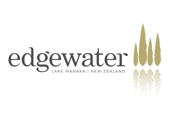 Edgewater Lake Wanaka logo