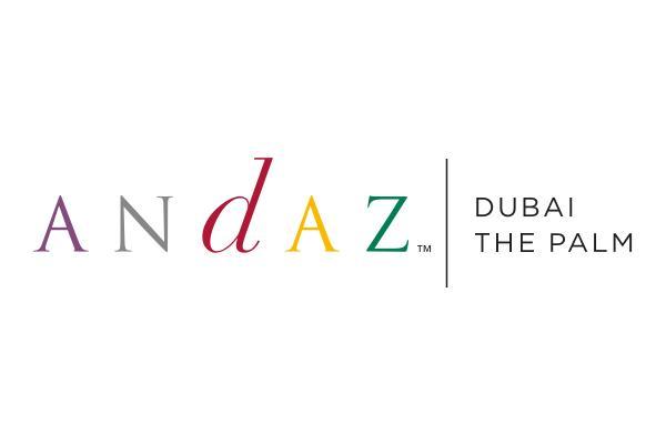 Andaz Dubai The Palm logo