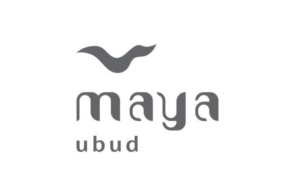 Maya Ubud Resort & Spa logo