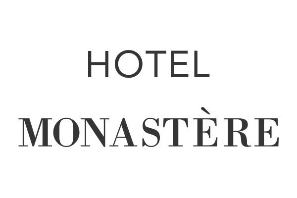 Hotel Monastère Maastricht logo