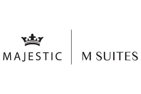 Majestic M Suites logo