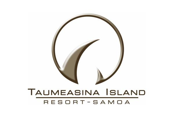 Taumeasina Island Resort logo