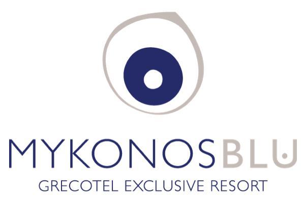 Mykonos Blu Grecotel Exclusive Resort logo
