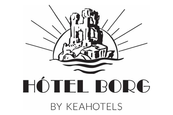 Hotel Borg by Keahotels logo