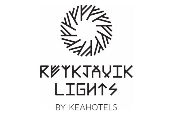 Reykjavik Lights by Keahotels logo