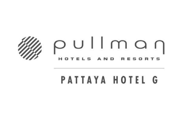 Pullman Pattaya Hotel G logo
