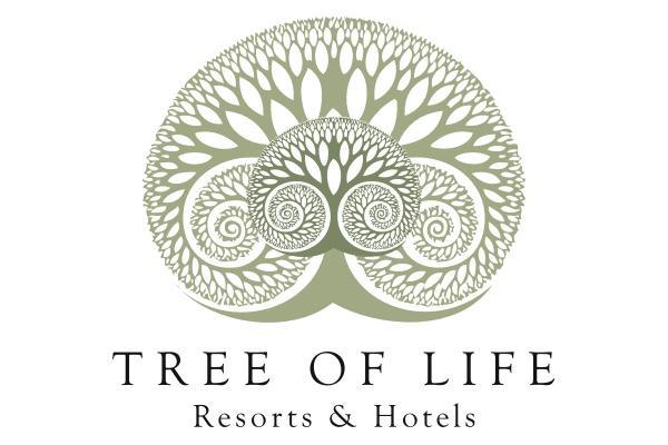 Tree of Life Vanvilas Riveredge, Corbett National Park logo