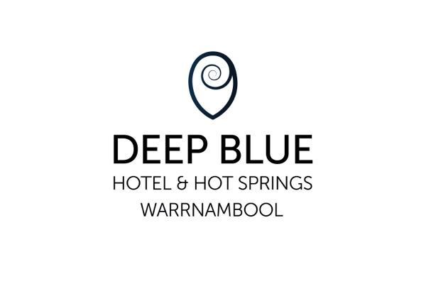Deep Blue Hotel & Hot Springs logo