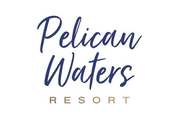 Pelican Waters Resort logo