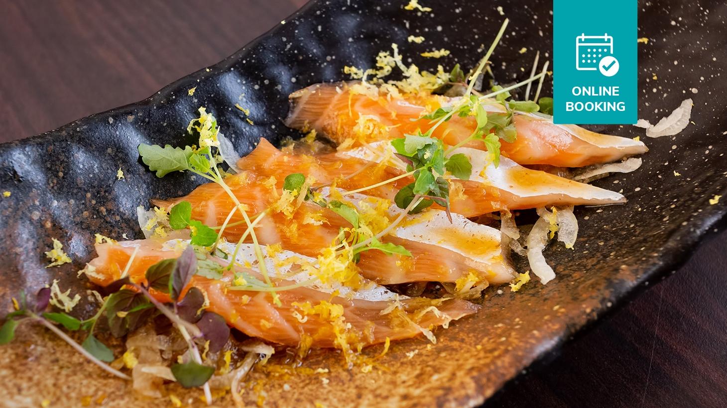 Eight-Course Japanese Tasting Menu & Sides in Baulkham Hills