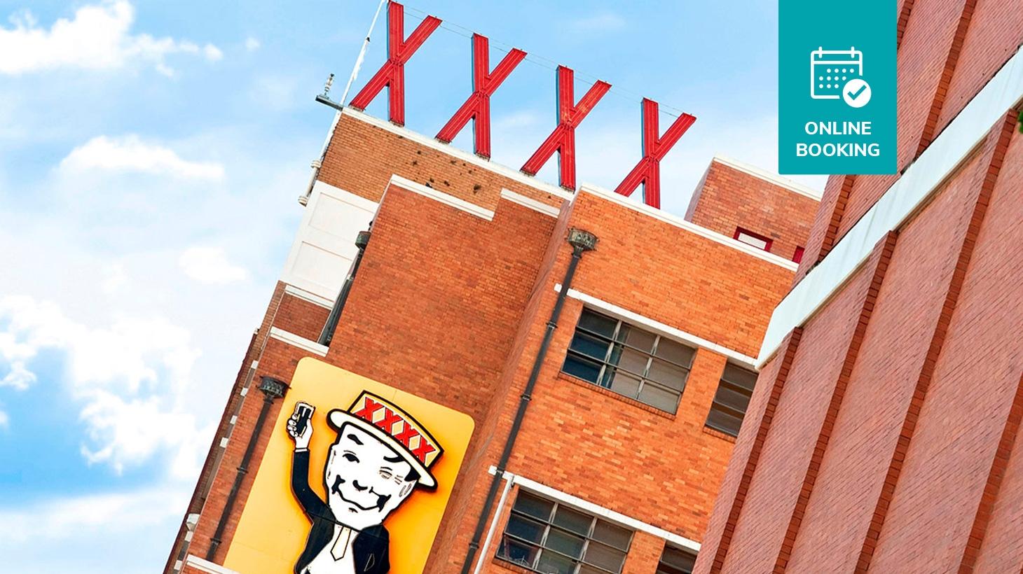 Xxxx brewery brisbane 2018