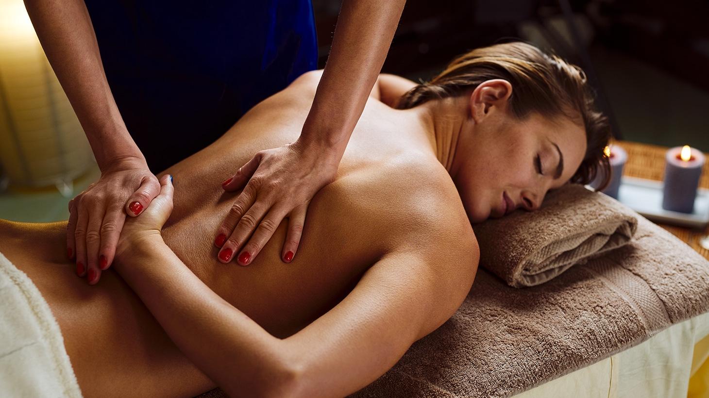 Лесбиянки делают массаж смотреть — 2