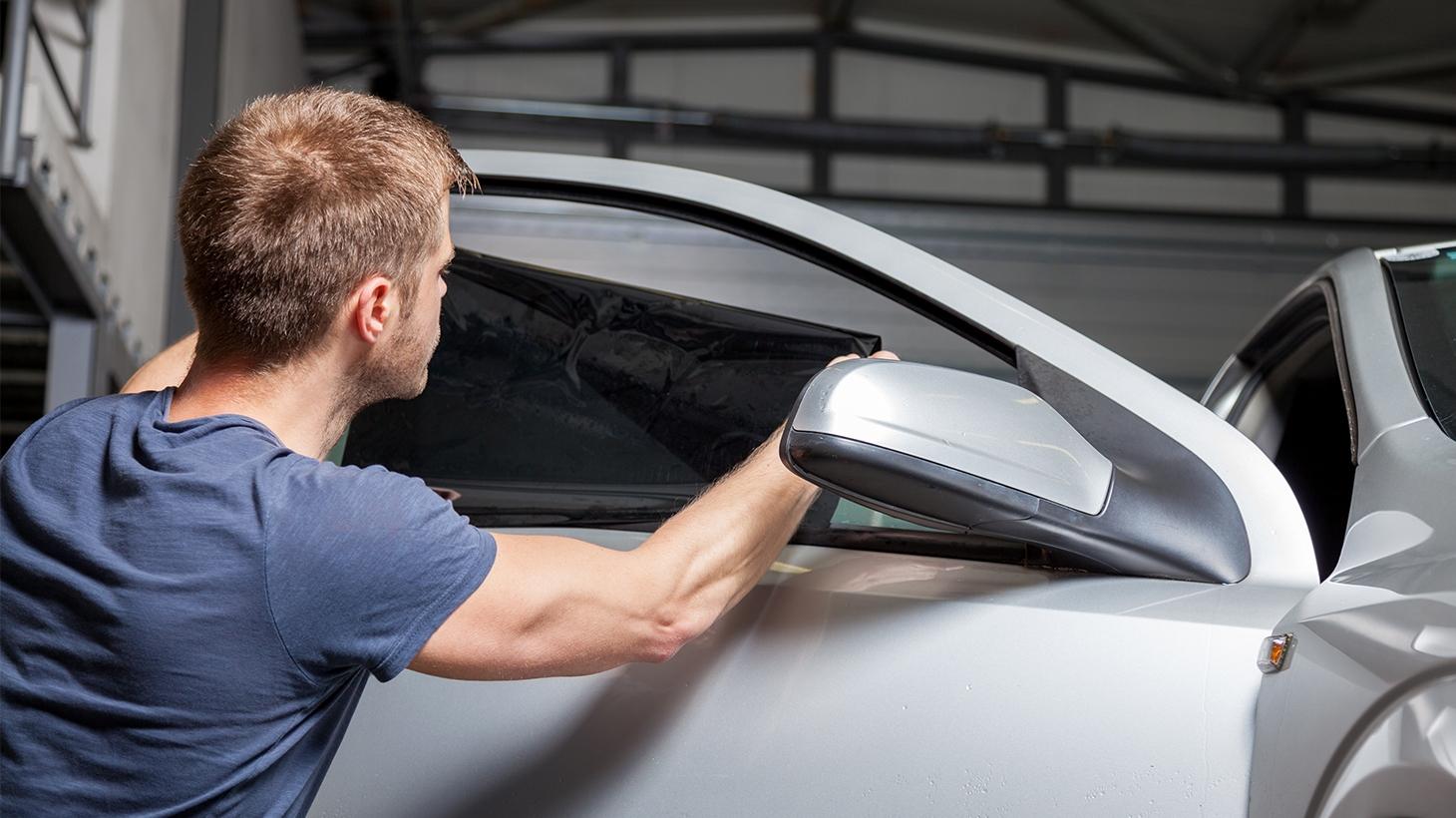 car window tinting adelaide