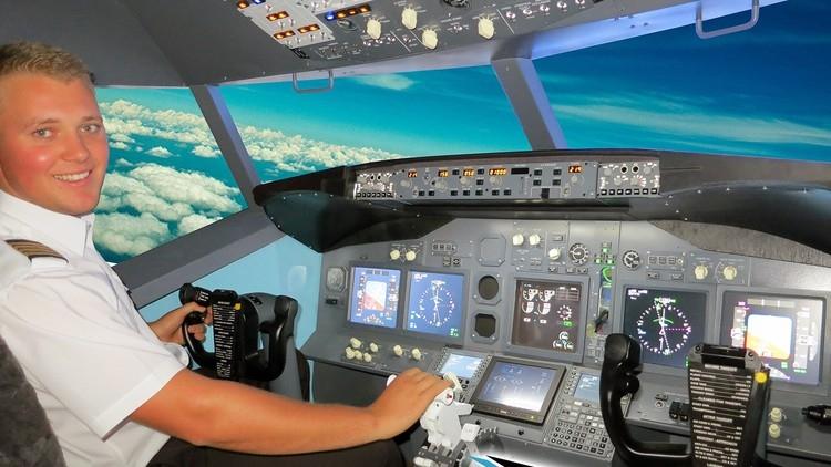 Ultra-Realistic Flight Simulator Experiences in the CBD