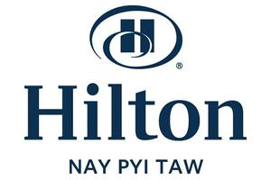 Hilton Nay Pyi Taw June 2018 logo