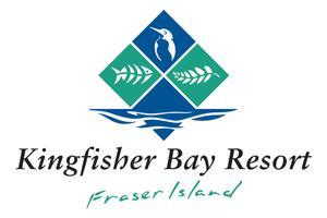 Kingfisher Bay Resort - January 2018 logo