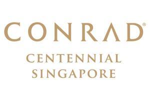 Conrad Centennial Singapore - 2018 logo