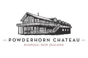 Powderhorn Chateau logo
