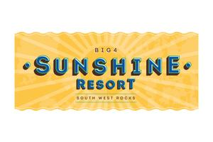 BIG4 Sunshine Resort South West Rocks logo