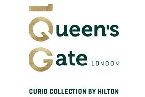 100 Queen's Gate Hotel London, Curio Collection by Hilton logo
