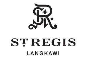 The St. Regis Langkawi logo