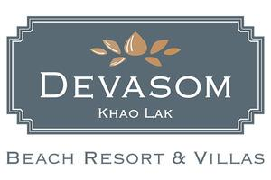 Devasom Khao Lak logo