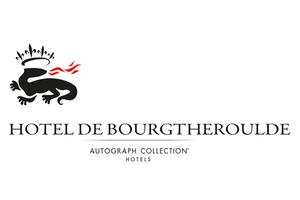 Hotel de Bourgtheroulde logo