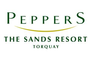 Peppers The Sands Resort logo