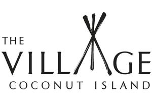 The Village Coconut Island logo