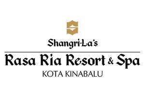 Shangri-La's Rasa Ria Resort logo